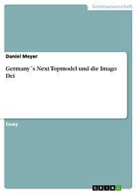The imago and imitatio dei essay