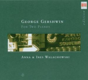 Gershwin für zwei Klaviere, Anna & Ines Walachowski