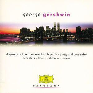Gershwin: Rhapsody in Blue etc., Haas, Bernstein, Ozawa, Previn