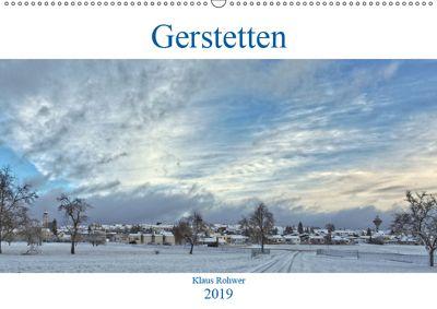 Gerstetten (Wandkalender 2019 DIN A2 quer), Klaus Rohwer