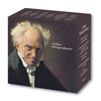 Gesammelte Werke, 10 Bde., Arthur Schopenhauer