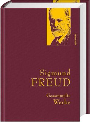 Gesammelte Werke, Sigmund Freud