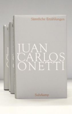 Gesammelte Werke, 5 Bde., Juan C. Onetti