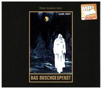 Gesammelte Werke, MP3-CDs: Bd.64 Das Buschgespenst, 1 MP3-CD, Karl May