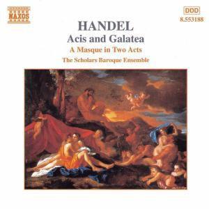 Gesamtaufnahme (Aufnahme All Saints' Church East Finchley 1993), Asch, The Scholars Baroque Ensemble