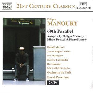 Gesamtaufnahme (Aufnahme Live Theatre du Chalet 1997), Robertson, Maxwell, Courtis