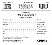 Gesamtaufnahme (deutsch) (Aufnahme 18.10.1936) - Produktdetailbild 1