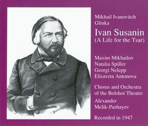Gesamtaufnahme (russ.) (Aufnahme 1947), Melik-pashaev, Mikhailov, Bolsho