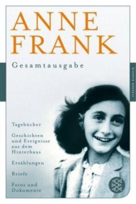 Gesamtausgabe - Anne Frank  