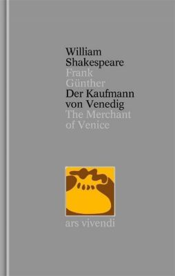 Gesamtausgabe: Bd.16 Der Kaufmann von Venedig / The Merchant of Venice - William Shakespeare |