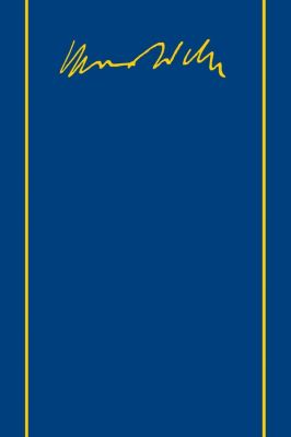 Gesamtausgabe: Bd.3/5 Agrarrecht, Agrargeschichte, Agrarpolitik