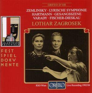 Gesangsszene/Lyrische Sinfonie In 7 Gesängen Op.18, Varady, Fischer-Dieskau, Zagrosek, Rso Wien