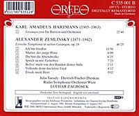 Gesangsszene/Lyrische Sinfonie In 7 Gesängen Op.18 - Produktdetailbild 1