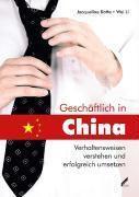 Geschäftlich in China, Jacqueline Kotte, Wei Li