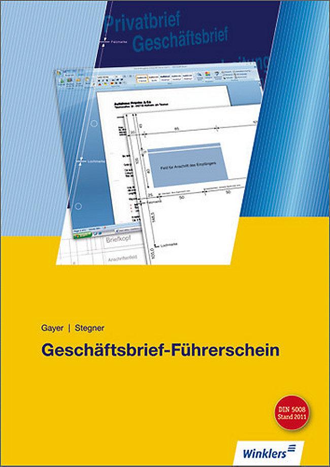 Geschäftsbrief Führerschein Buch Portofrei Bei Weltbildde