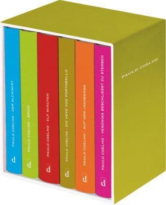 Geschenk Box, 6 Bde., Paulo Coelho