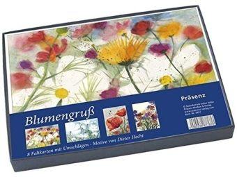 Geschenkbox Blumengruss