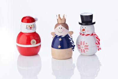 Geschenkdosen Weihnachten, 3er-Set