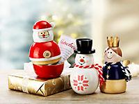 """Geschenkdosen """"Weihnachten"""", 3er-Set - Produktdetailbild 3"""
