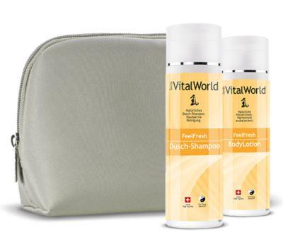 Geschenkpaket FeelFresh To Go, von VitalWorld