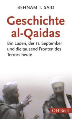Geschichte Al-Qaidas, Behnam T. Said