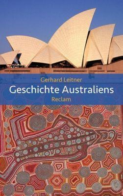 Geschichte Australiens, Gerhard Leitner