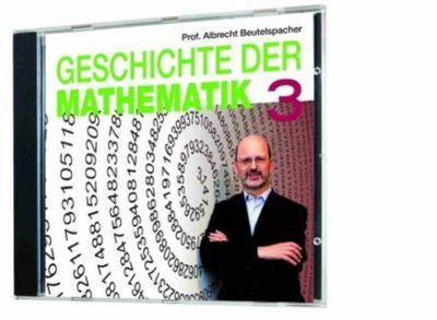 Geschichte der Mathematik, 1 Audio-CD, Albrecht Beutelspacher