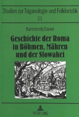 Geschichte der Roma in Böhmen, Mähren und der Slowakei, Bartolomej Daniel