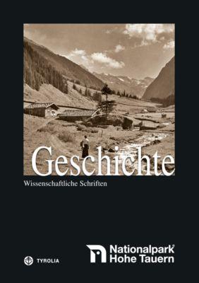 Geschichte des Nationalparks Hohe Tauern, Patrick Kupper, Anna-Katharina Wöbse