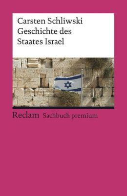 Geschichte des Staates Israel - Carsten Schliwski |