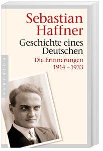 Geschichte eines Deutschen, Sebastian Haffner