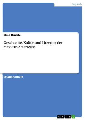 Geschichte, Kultur und Literatur der Mexican-Americans, Elisa Bürkle