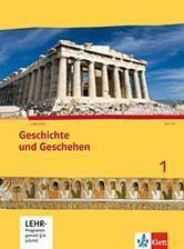 Geschichte und Geschehen, Ausgabe für Hessen: Bd.1 Schülerbuch mit CD-ROM