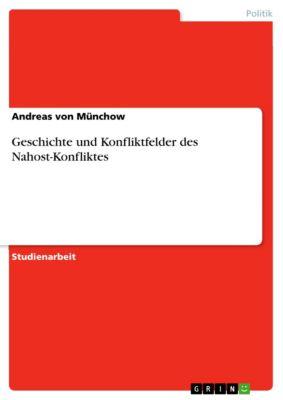 Geschichte und Konfliktfelder des Nahost-Konfliktes, Andreas von Münchow