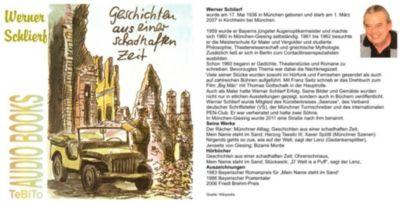 Geschichten aus einer schadhaften Zeit, Werner Schlierf