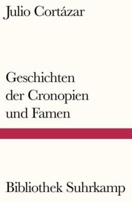 Geschichten der Cronopien und Famen - Julio Cortazar |