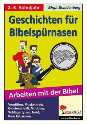 Geschichten für Bibelspürnasen, Birgit Brandenburg