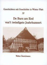 Geschichten mit Geschichte in Wister Platt, Walter Bostelmann