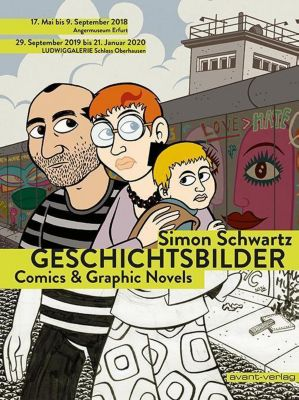 Geschichtsbilder - Comics & Graphic Novels, Simon Schwartz