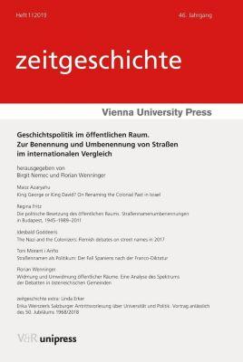 Geschichtspolitik im öffentlichen Raum -  pdf epub
