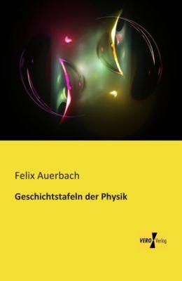 Geschichtstafeln der Physik, Felix Auerbach