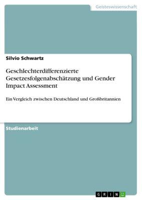 Geschlechterdifferenzierte Gesetzesfolgenabschätzung und Gender Impact Assessment, Silvio Schwartz