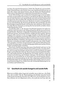 Geschlechterrollen und ihre Folgen - Produktdetailbild 8