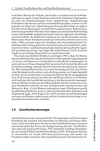 Geschlechterrollen und ihre Folgen - Produktdetailbild 5