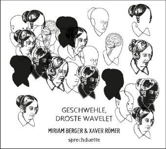 Geschwehle, Droste Wavelet, 1 Audio-CD