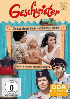 Geschwister - Die Abenteuer einer Patchwork-Familie DDR TV-Archiv, Marijam Agischewa