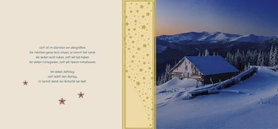 Gesegnete Weihnachten, Peter Hahne