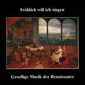 Gesellige Musik Der Renaissan, A. Egler