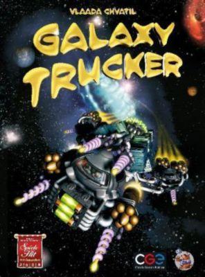 Gesellschaftsspiel Galaxy Trucker