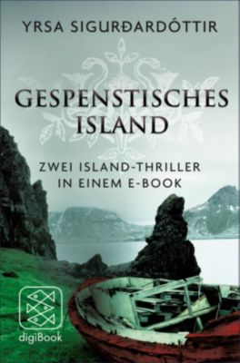 Gespenstisches Island, Yrsa Sigurdardóttir